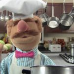 Foraging Muppets-style