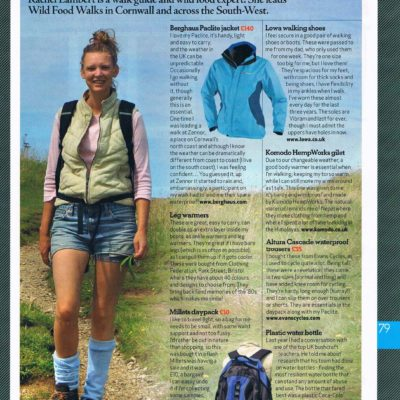 Country Walking Magazine, Oct 2009