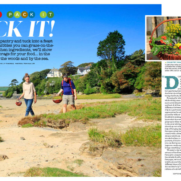 Country Walking Magazine, Sept 2017