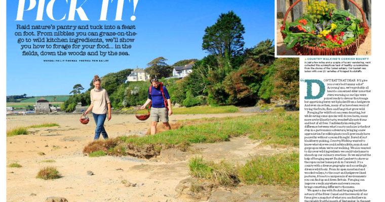 Country Walking Magazine, Sept 2017
