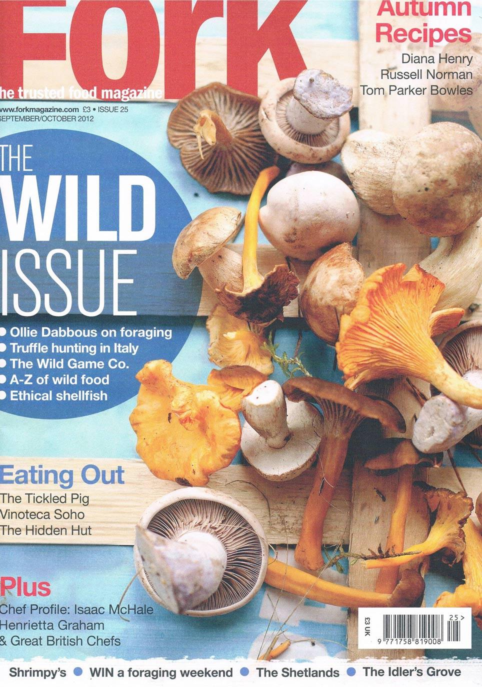 Fork Magazine, Sept-Oct 2012