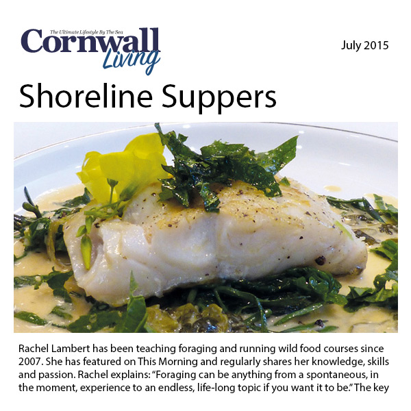 Cornwall Living, July 2105