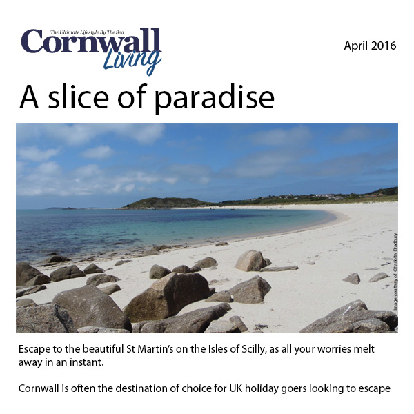 Cornwall Living, April 2016