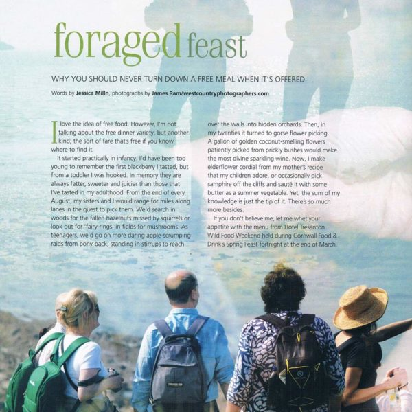 Cornwall Today Magazine, May 2011