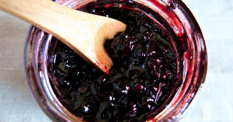 Getting Jammy with Blackberries