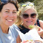 Fresh Pea and Seaweed Dip