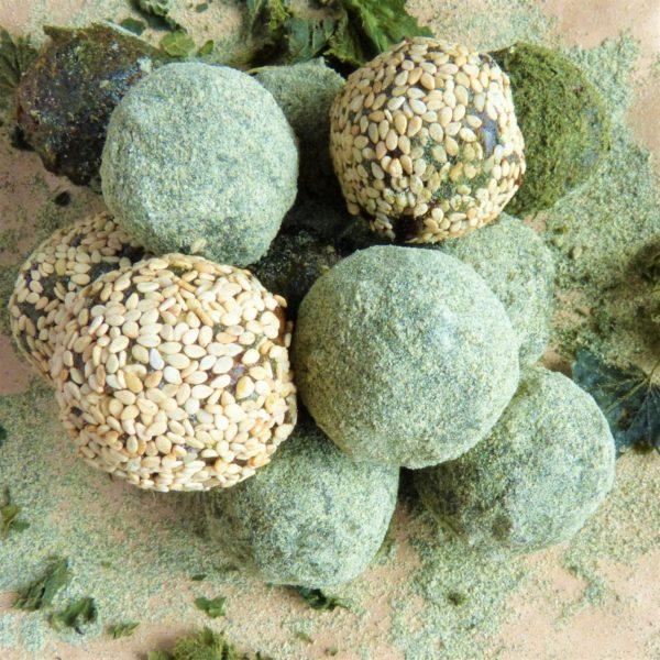 Nettle Energy Balls