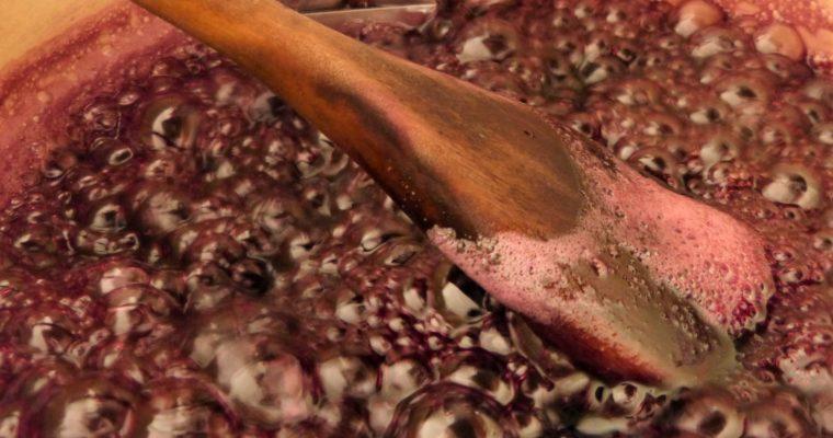 Elderberry and Apple Jelly Recipe