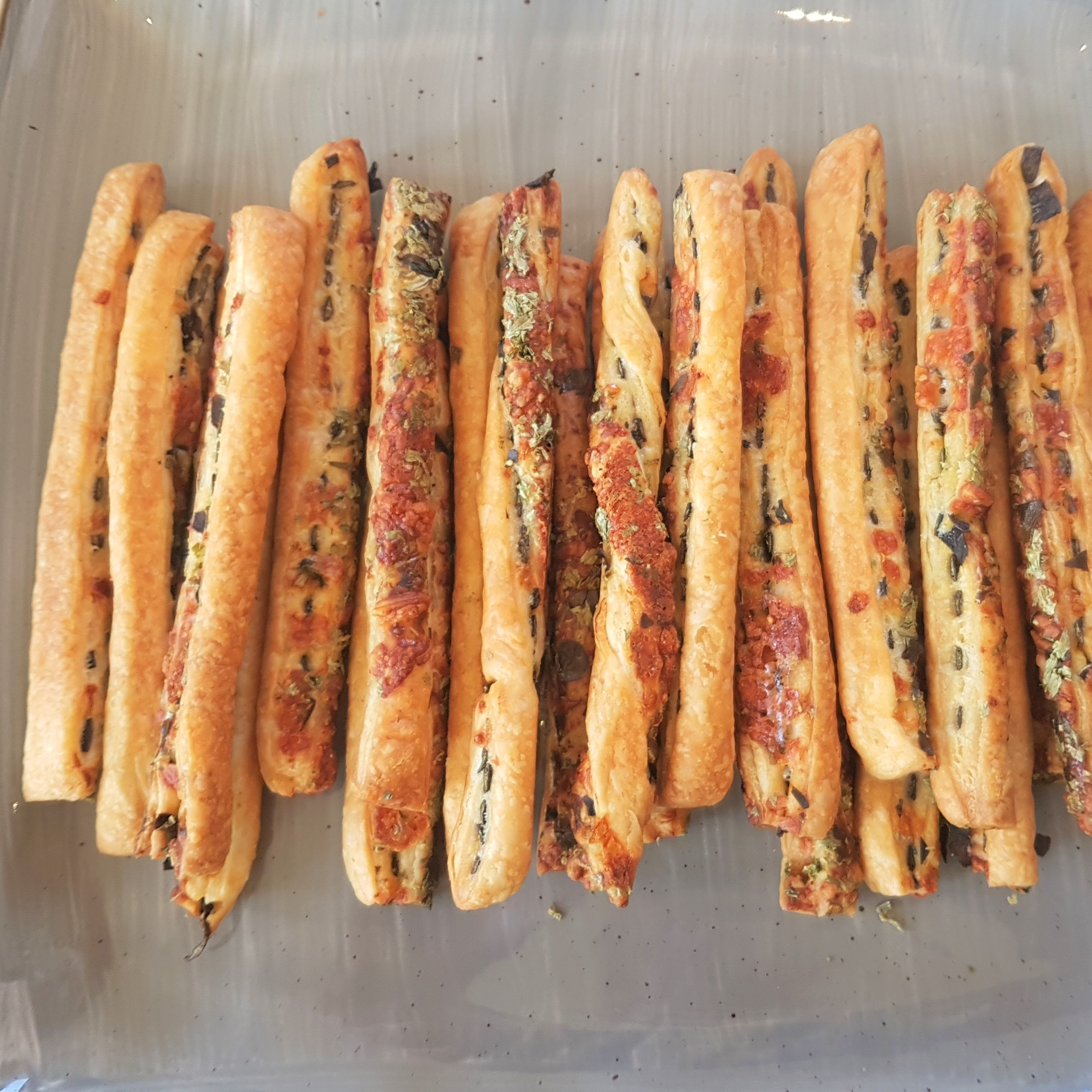 A Sea Spaghetti Recipe – Cheese Straws with Seaweed
