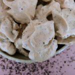 Wild Seaweed and Chocolate Meringue Recipe
