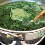 Making Nettle Beer