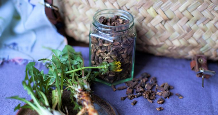 Dandelion Root Coffee Recipe