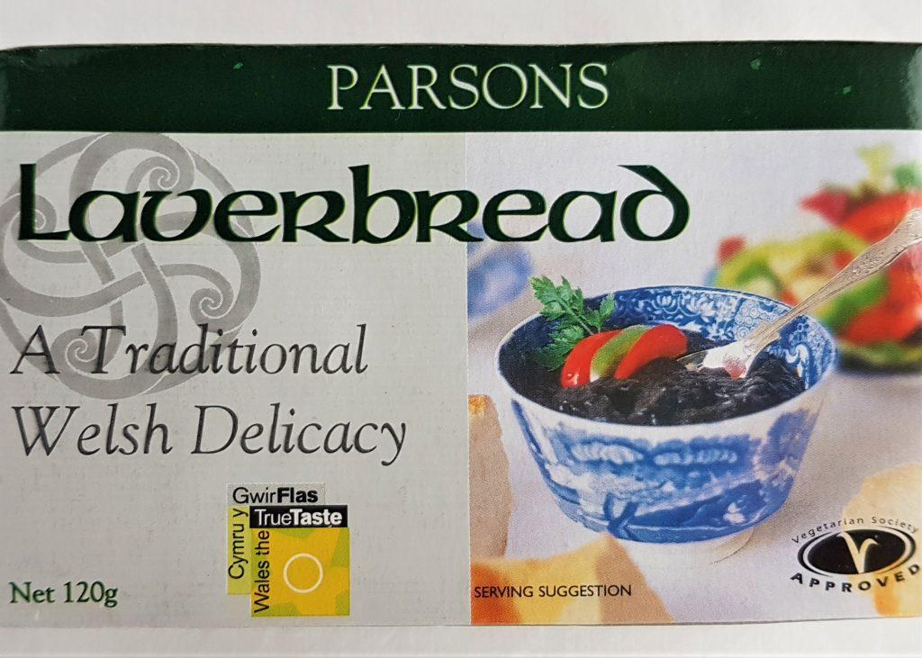 Welsh seaweed full of goodness!