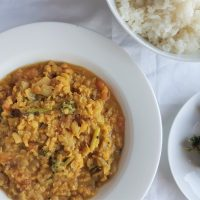 Wild Indian Thali recipe
